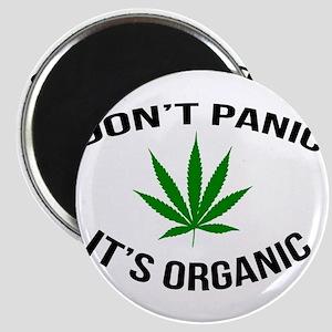 Don't Panic It's Organic Magnets