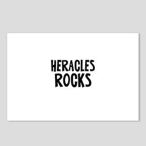 Heracles Rocks Postcards (Package of 8)