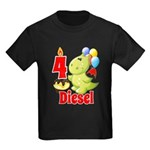 4 Diesel Kids Dark T-Shirt