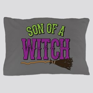 Son of a Witch Pillow Case