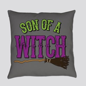 Son of a Witch Everyday Pillow