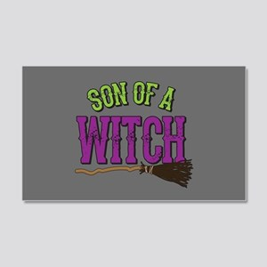 Son of a Witch 20x12 Wall Decal