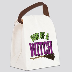 Son of a Witch Canvas Lunch Bag