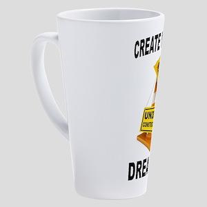 DREAM JOB 17 oz Latte Mug