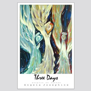 Three Days - Large Poster