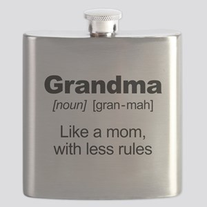 Grandmas Rule! Flask