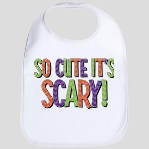 So Cute It's Scary Bib