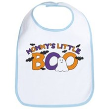 Little Boo Baby Bib