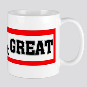 Hate is not Great Mugs