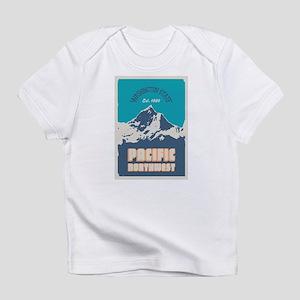 Pacific Northwest. Infant T-Shirt