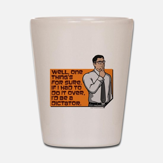 Archer Cyril Dictator Shot Glass