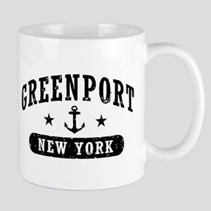 Greenport New York Mug