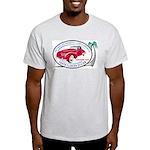 logo-SFLAACA-bluering T-Shirt