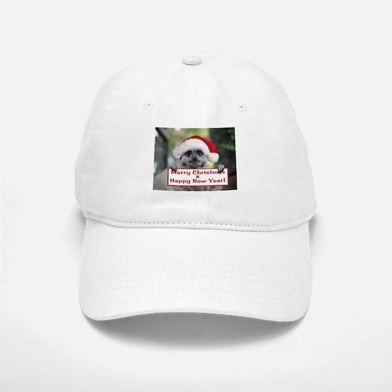 Helaine's Christmas Meerkat Cap