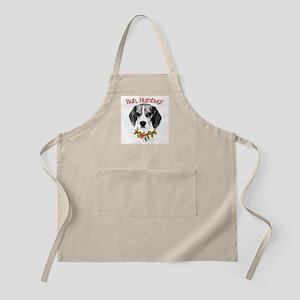 Beagle Humbug BBQ Apron