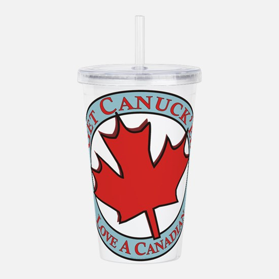 Get Canucked / Acrylic Double-wall Tumbler