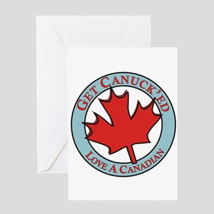 Get Canucked / Greeting Card