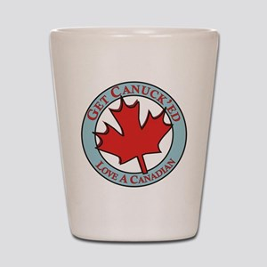 Get Canucked / Shot Glass