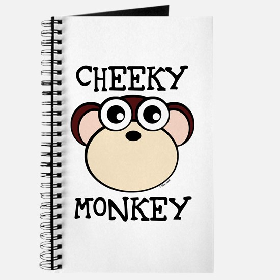 CHEEKY MONKEY Journal