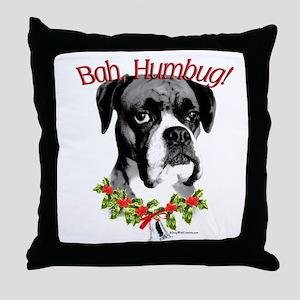 Gordon Humbug Throw Pillow