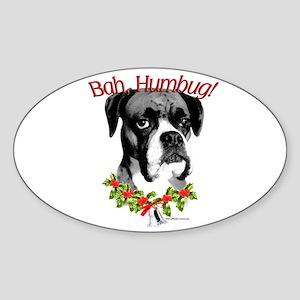 Gordon Humbug Oval Sticker