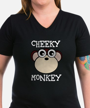 CHEEKY MONKEY Shirt