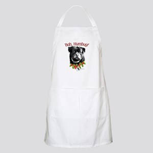 Rottweiler Humbug BBQ Apron