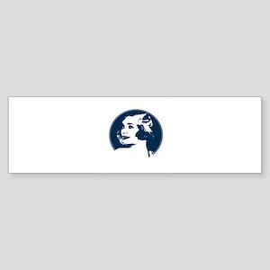 FlapperGirl – Roaring 20s Bumper Sticker