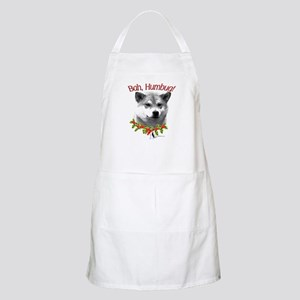 Shiba Humbug BBQ Apron