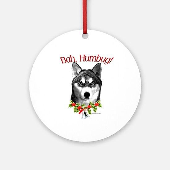 Siberian Humbug Ornament (Round)