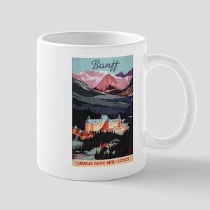 Banff, Canada - Banff Springs Hotel Mugs