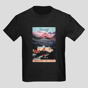 Banff, Canada - Banff Springs Hotel T-Shirt