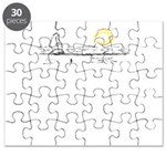 Under the Sun (Dark Version) Puzzle