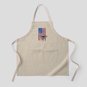 USA Flag Team Swimming Apron