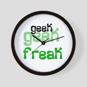 Geek FREAK Wall Clock