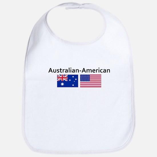 Australian American Bib