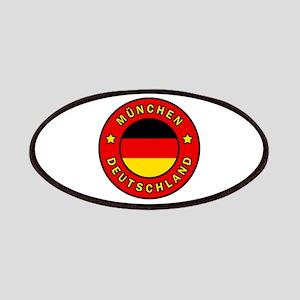 Munchen Deutschland Patch
