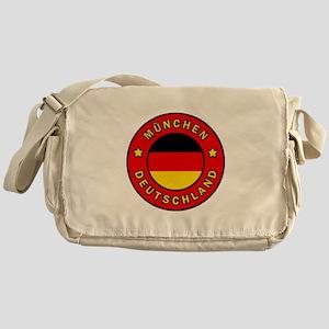 Munchen Deutschland Messenger Bag