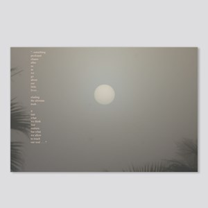 501.VENICE FOG Postcards (Package of 8)
