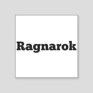 Ragnarok Sticker