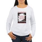 Einstein 1947 Women's Long Sleeve T-Shirt