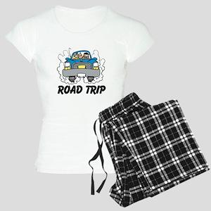 Road Trip Women's Light Pajamas