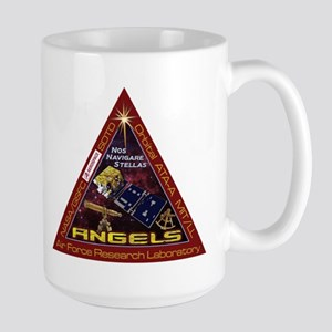 ANGELS Logo Large Mug