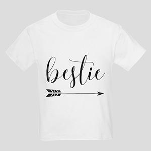 Bestie Right Arrow in Black T-Shirt
