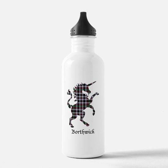Unicorn - Borthwick Sports Water Bottle