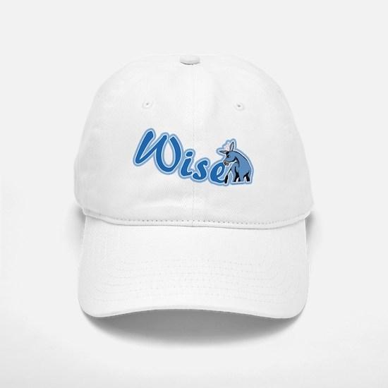 Wise Ass Baseball Baseball Cap