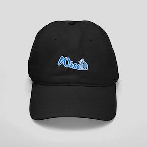 Wise Ass Black Cap