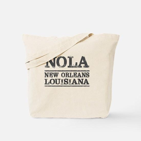 Cute Louisiana Tote Bag
