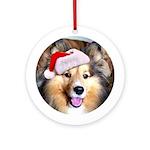 Cody Ornament (Round)