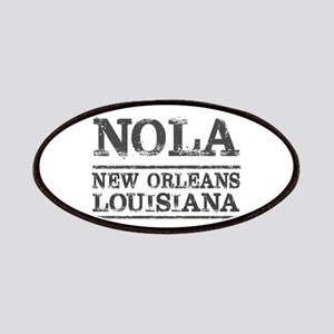 NOLA New Orleans Vintage Patch